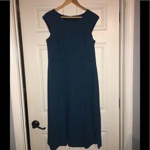 NWT Talbots blue dress